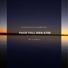Abonnement Pack full bien-être