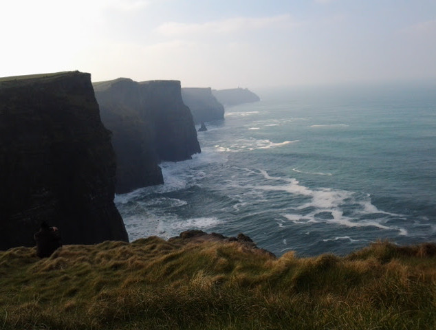 The Cliffs of Moher (Ireland)