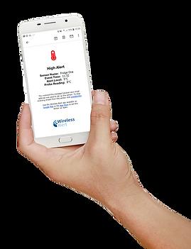Wireless_alert_andriod_with_hand_Alarm_e