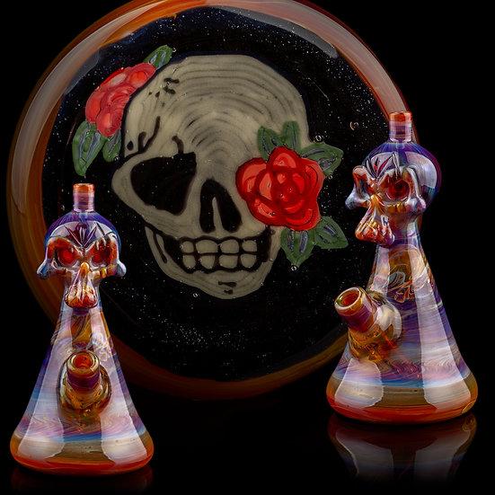 Skull Colab