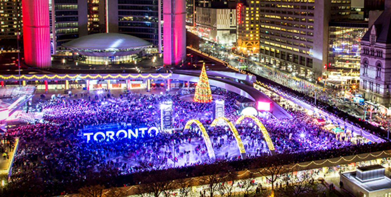 Cavalcade of Lights - City of Toronto.pn