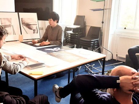 Diploma 21 Jury @ Architectural Association