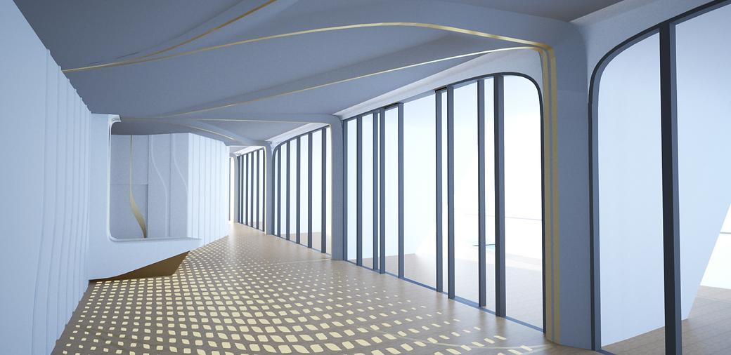 Mother Studio. Defina Bocca. Alai. Architecture Design. Collaboration with Zaha Hadid.