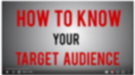 how to know your target audience
