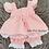 Thumbnail: Pink Dress & Bloomer Set
