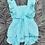 Thumbnail: Blue Ruffle Romper