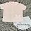 Thumbnail: Pink & White Jam Pants Set