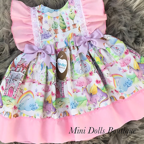 Magical Castles Dress