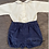 Thumbnail: Navy Blue 2 Piece Set