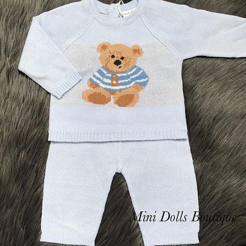 Teddy Bear Knitted Set