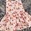 Thumbnail: Pink Floral Dropwaist Dress