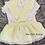 Thumbnail: Lemon Double Bow Skirt Set