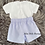 Thumbnail: Baby Blue Shorts Set