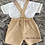 Thumbnail: Beige & White Shirt Set