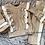Thumbnail: Beige & White Ruffle Tracksuit