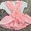 Thumbnail: Pink Bow 2 Piece Set
