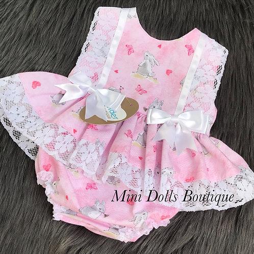 Pink Bunny 2 Piece