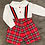 Thumbnail: Red Tartan Shorts Set