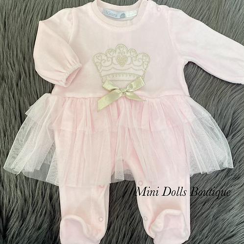 Pink Tutu Babygrow