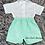 Thumbnail: Mint Shorts 2 Piece