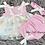 Thumbnail: Pink Moon & Star Tulle Set