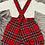 Thumbnail: Tartan Shorts 2 Piece