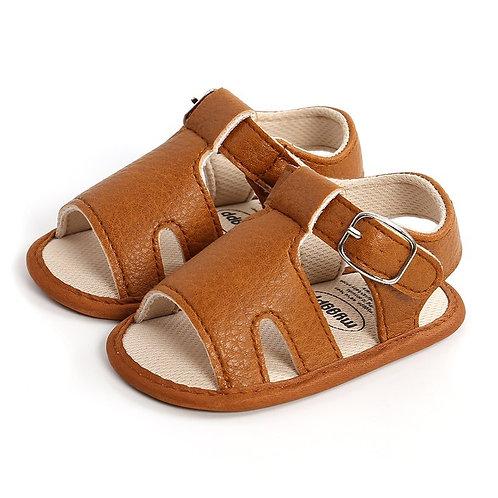 Tan Soft Sole Sandals