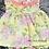 Thumbnail: Lemon Floral Smocked Set