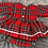 Thumbnail: Red Tartan 2 Piece