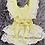 Thumbnail: Lemon Lace Romper Set