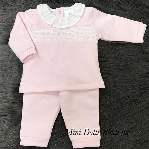 Pink Loungewear 2 Piece