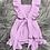 Thumbnail: Lilac Ruffle Romper