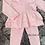 Thumbnail: Pink Bow Legging Set