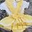 Thumbnail: Yellow Bow 2 Piece Set