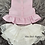 Thumbnail: Pink & White Frilly Lace Set