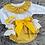 Thumbnail: Mustard Bow 2 Piece