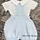 Thumbnail: Blue & White Shorts Set