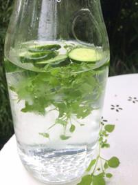 Detox-Wasser