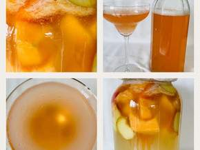 Fermentierte Limonade