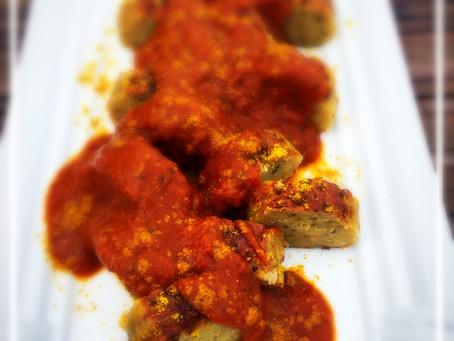 Street Food - Hausgemachte Currywurst