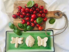 Mozzarella (vegan)