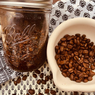 Kaffee-Öl