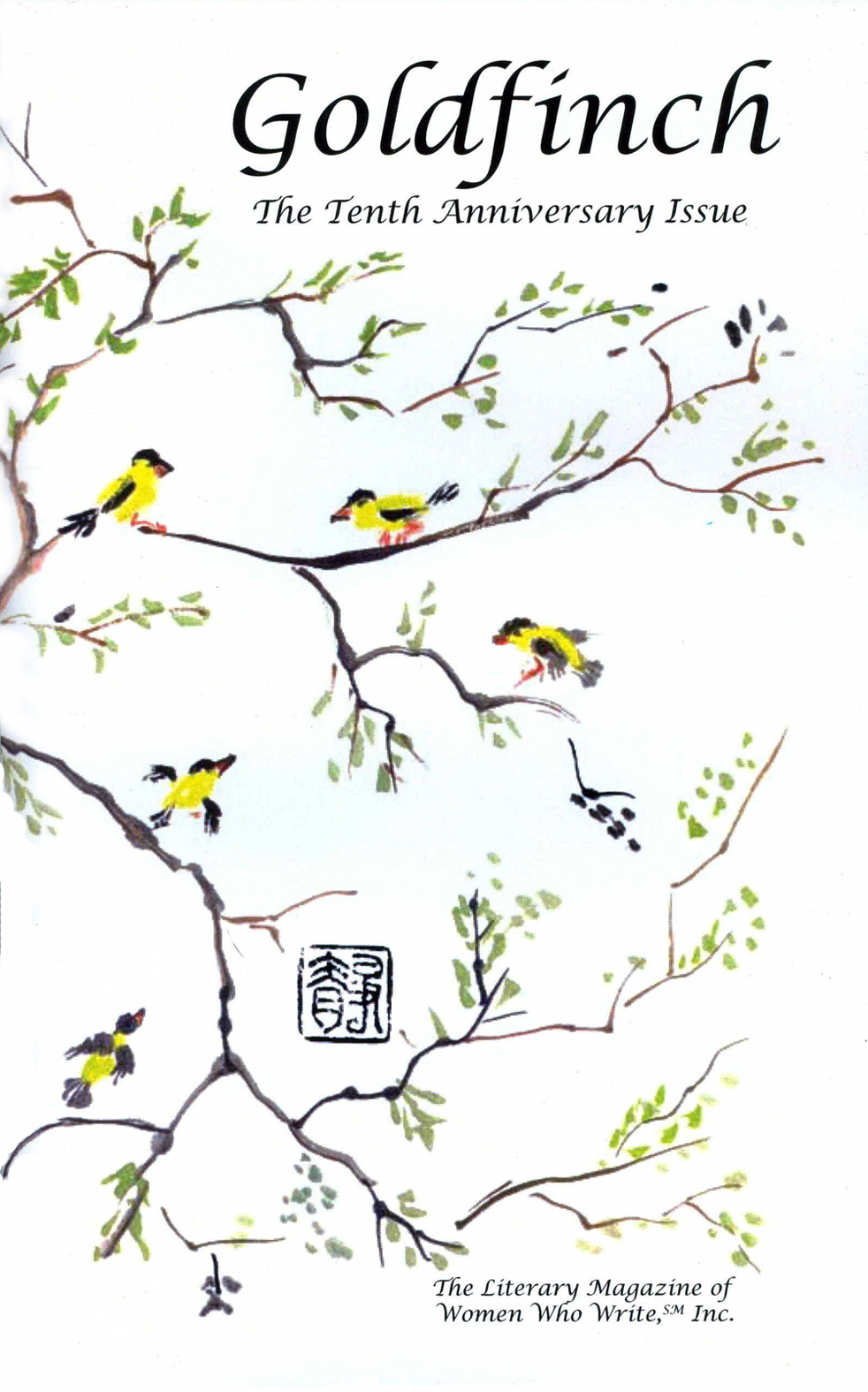 Goldfinch, Vol. 10, 2007