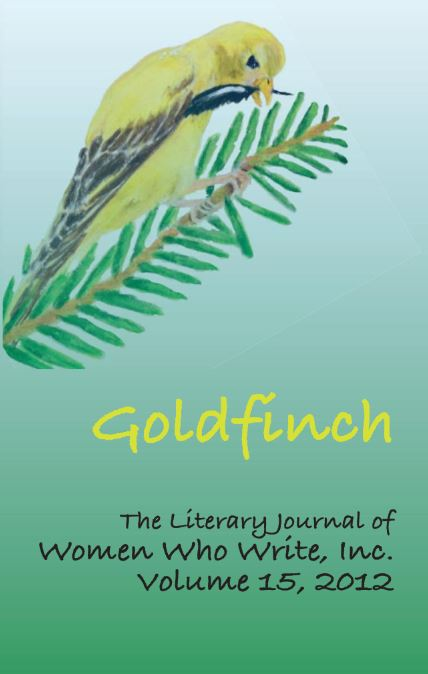 Goldfinch, Vol. 15, 2012
