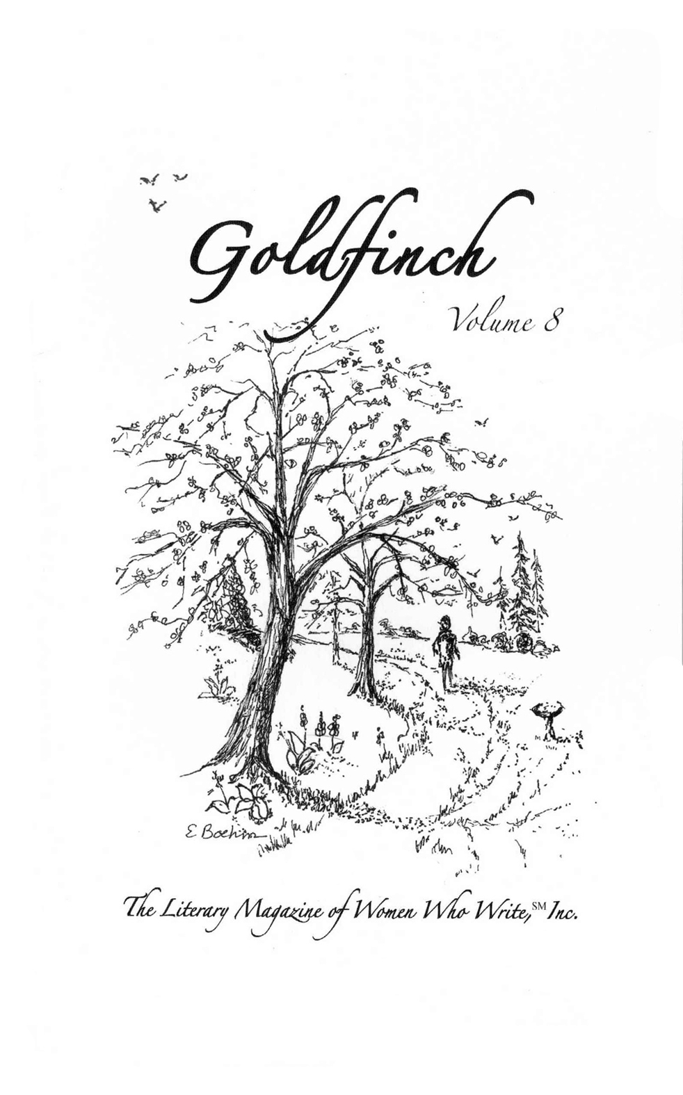 Goldfinch, Vol. 8, 2005