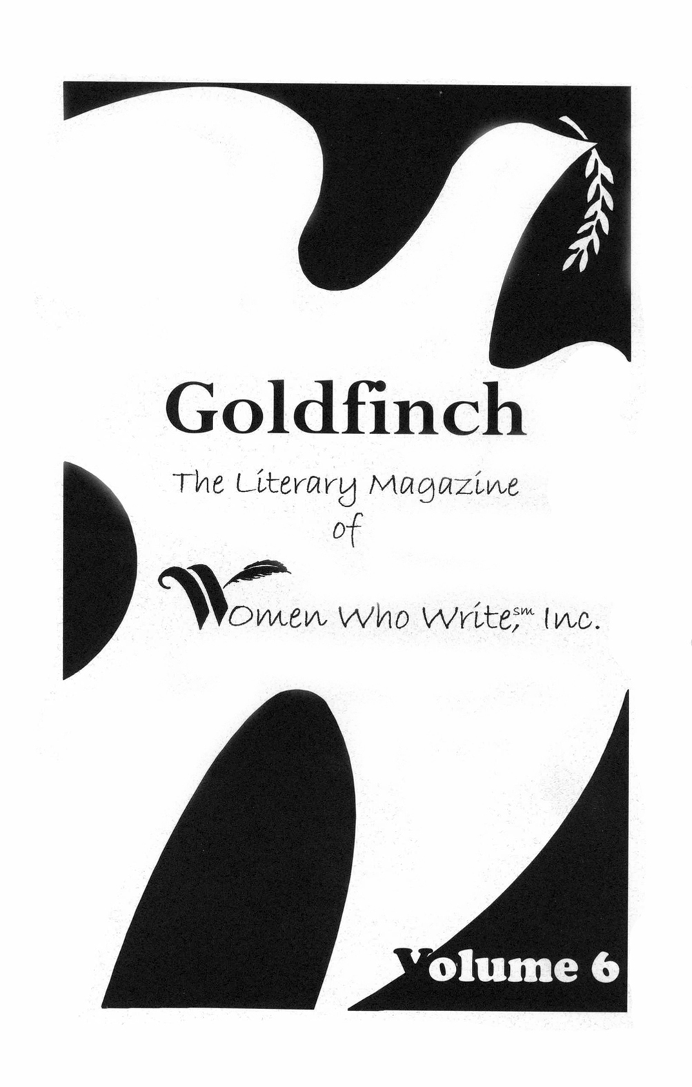 Goldfinch, Vol. 6, 2002