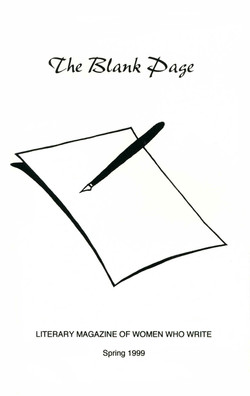 The Blank Page, Vol. 1, 1999