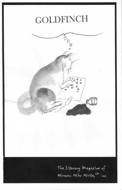 Goldfinch, Vol. 12, 2009