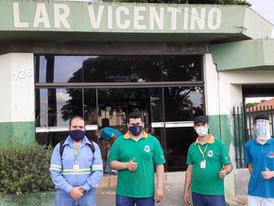 O Voluntariado durante a pandemia Covid-19