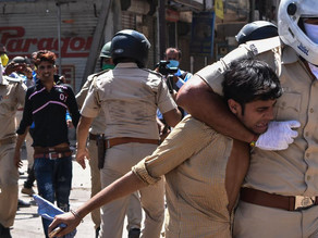 WHAT CAN INDIA DO TO COMBAT POLICE BRUTALITY?